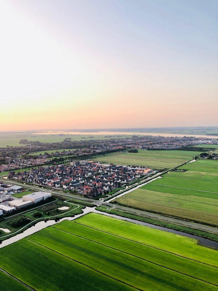 CuliAir, Skyhigh. Zo mooi is Nederland, dineren in de lucht op hoog niveau