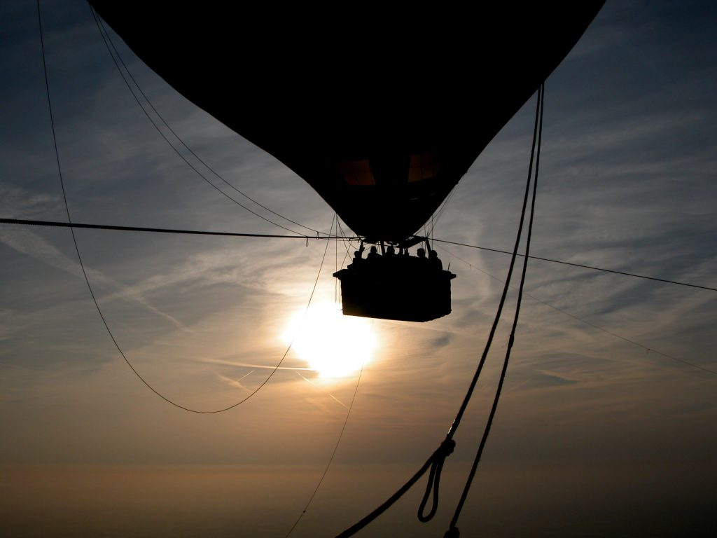 Ballonvaart CuliAir