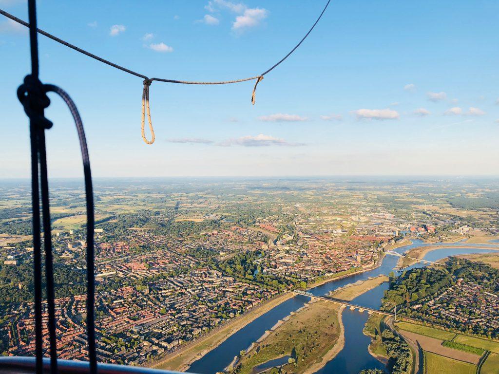 Ballonvaren Gelderland