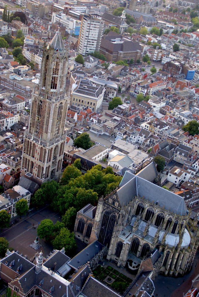 Leuk uit eten in Utrecht Domtoren CuliAir